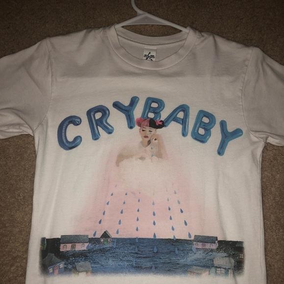 3f771017e ... Hot Topic Tops Melanie Martinez Cry Baby Tshirt Poshmark